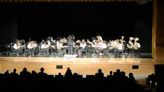 Pieces of Eight Concert Band