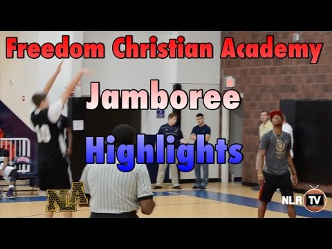 Northwood Temple Academy vs Fayetteville Academy: FREEDOM CHRISTIAN JAMBOREE!