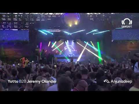 Yotto b2b Jeremy Olander - Anjunadeep x Beatport
