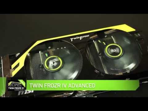 Видеокарты серии GeForce GTX 1000 -