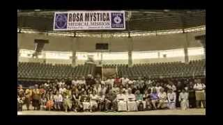 Rosa Mystica Medical Mission, Tacloban City 2014