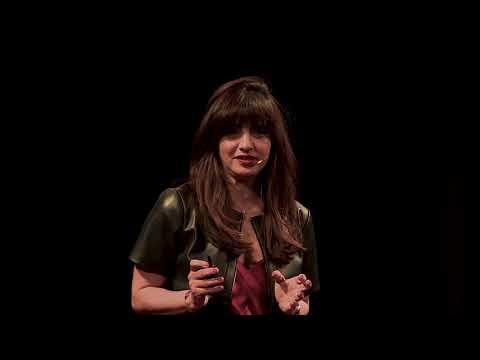 L'art du dialogue | Amina Mezghenni Ellouze | TEDxCarthage