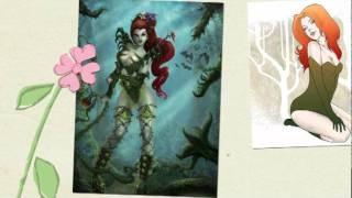 Poison Ivy: Batman  -  A Visual Tribute