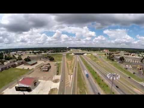 Texarkana Drone Video