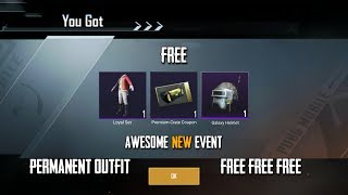 PUBG Mobile NEW TRICK To Get FREE PERMANENT EPIC OUTFIT, PREMIUM COUPON, AKM, BAG SKIN, LEGENDARY