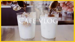 [ENG SUB] 카페 브이로그 가을이 왔어요 Cafe…