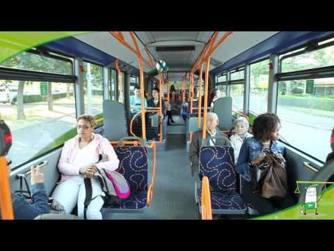 Le réseau de bus Trace Colmar 2016 - version longue et historique