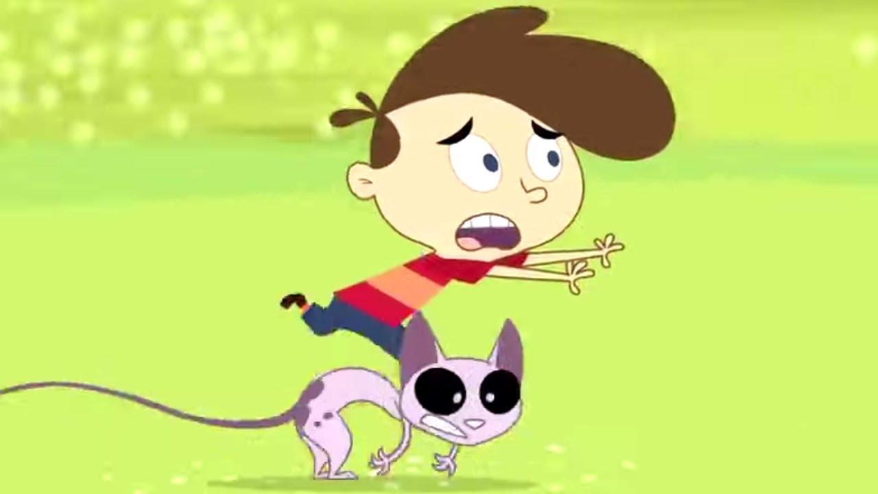Cuando los Perros Malos Crecen + El Guardián del Botín 🐈 Kid Vs. Kat 🐈 Niño Vs. Gato - WildBrain