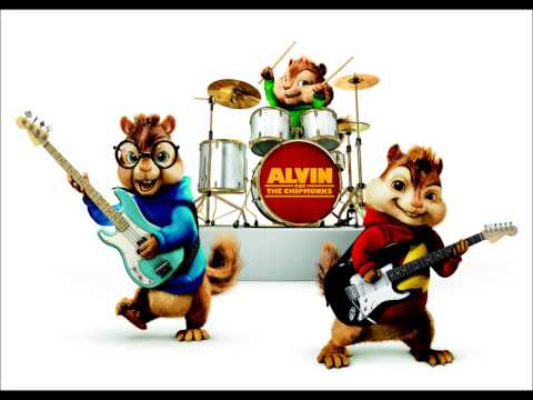 Bruno Mars Locked out of Heaven - Alvin and the Chipmunks Version