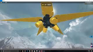 """ROBLOX: 52"""" CFC Miradeaux Ceiling Fan"""