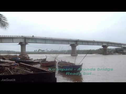 Kiranpani Aronda bridge