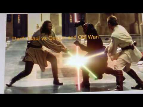 All Lightsaber Duels Ranked Worst To Best