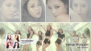 "[DL] KARA ""Mamma Mia"" Ringtones"