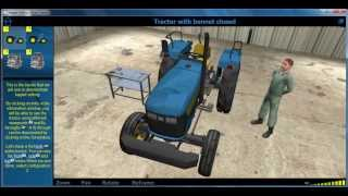 Virtual Skill Trainer - Service Technician Training