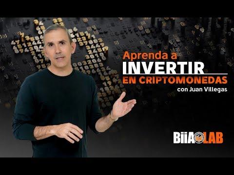 Aprenda a Invertir en Criptomonedas  -  Juan Villegas
