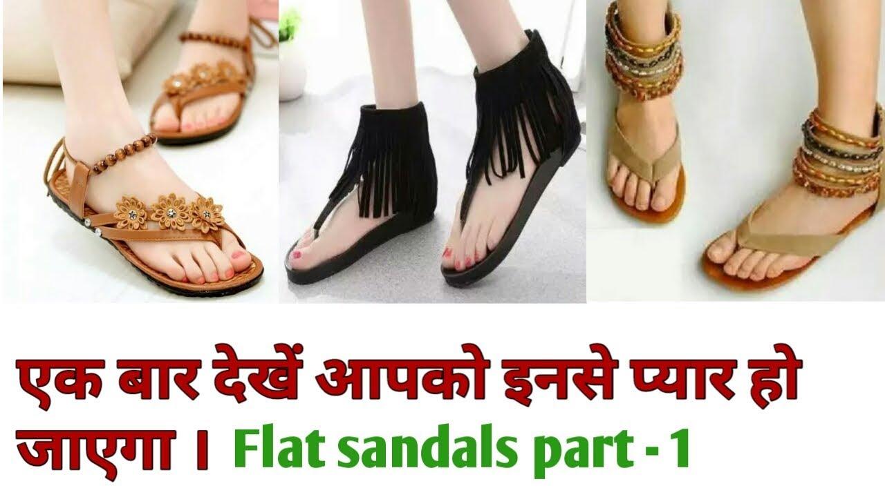 b286540438a3a5 flat sandals   footwear