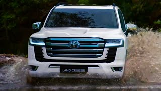 2022 Toyota Land Cruiser technical features – Engines, Off-road Capability and Performance