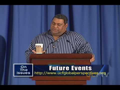 On the Issues - Author Chris Abani