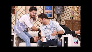Funniest Moments of today's Salam Zindagi