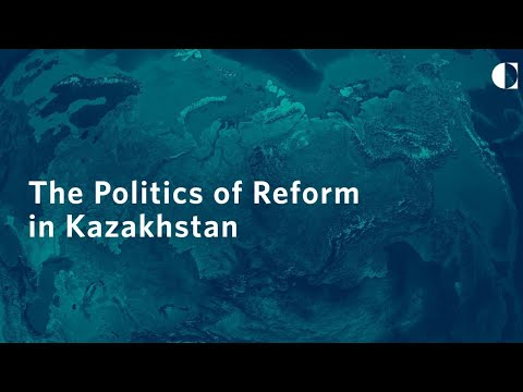 The Politics of Reform in Kazakhstan