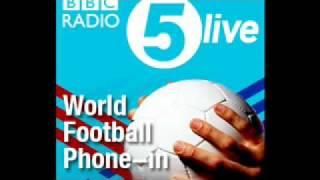 Tim Vickery Brazilian Commentary - Bbc World Football Phone In