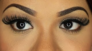 One of Nitraa B's most viewed videos: Brow Tutorial 2014 - NitraaB