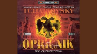 Oprichnik The Oprichnik Act III I Am Before You And Before The Lord Natal Ja Zemchuznyj