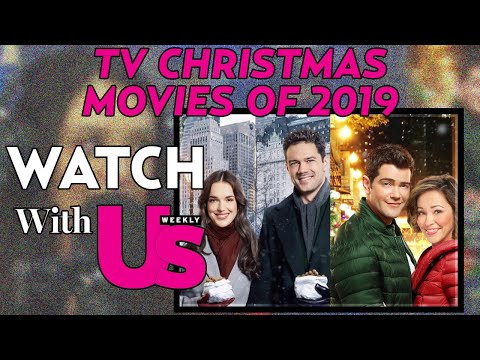 Watch with US! - Breaking Down TV's Christmas Movies of 2019 -