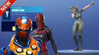 *NEW* CRITERION SKIN, RED KNIGHT & INFINITE DAB DANCE EMOTE!!!! FORTNITE BATTLE ROYALE
