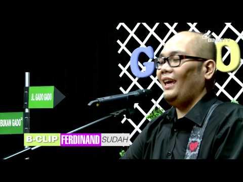 B-CLIP #257 FERDINAND - Sudah
