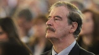 Former Mexican president Vicente Fox on Trump's border wall plans