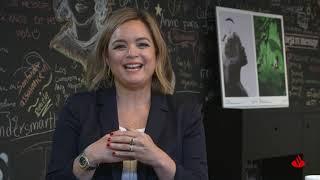#MujeresConS: Charlando con María Cabré