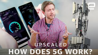 How exactly does 5G work? | Upscaled
