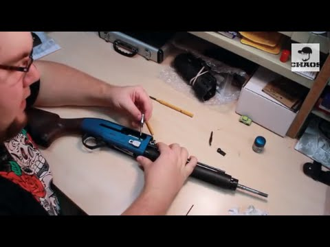 How to install Briley Bolt Handle & EZ Bolt Release on Beretta A400 Xcel