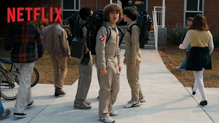 stranger things 2 super bowl 2017 ad