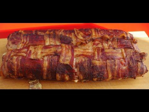 bacon bomb mit sachsengriller f llung die sachsengriller youtube. Black Bedroom Furniture Sets. Home Design Ideas
