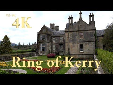 Irland Doku, Ring of Kerry, Killarney NP, Muckroos Garden in 4K (6/7)