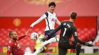Tottenham vs Man United (0-1)  highlights EPL