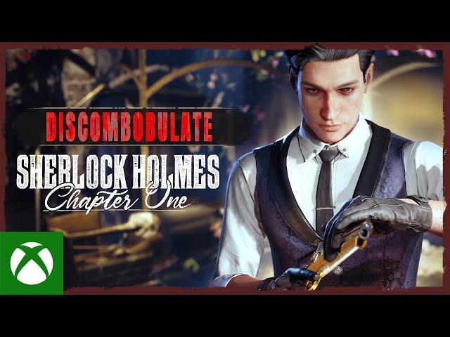 Sherlock Holmes Chapter One | Release Date & Combat Trailer