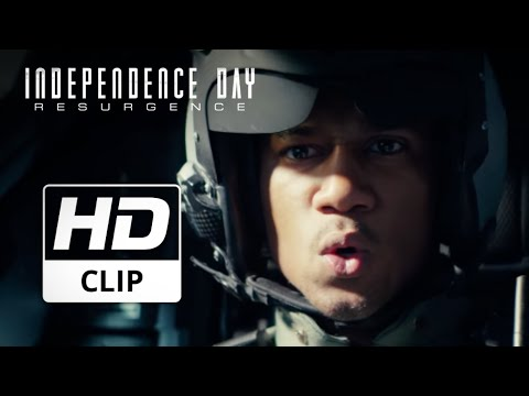Independence Day: Resurgence | Dog Fight | Official HD Clip 2016