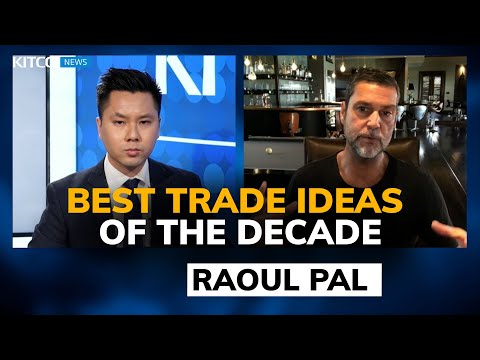 Raoul Pal: 'You'll make huge amount of money' from emerging markets (Pt. 1/2)