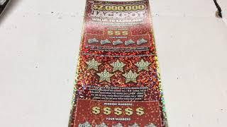 WINNER ON $2,000,000 JACKPOT MICHIGAN LOTTERY TICKET