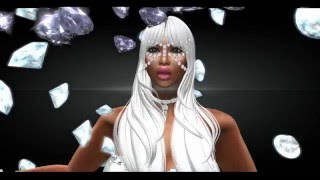 Second Life Tribute Tiara35 Babii Starring in Dangerously In Love