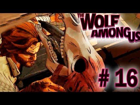E**ТЬ !!!  ЭТОЖ ДЬЯВОЛ ИЗ ДЖЕРСИ !!! | WOLF AMONG US #16