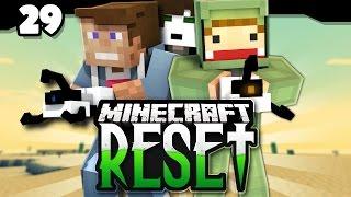 Die Wüste des TODES! - Minecraft RESET II #29 | DNER & UNGE!