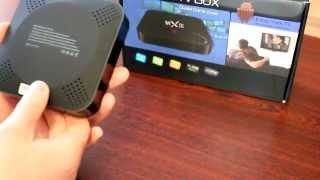 Видео обзор MXIII (S802 М8 - Beelink ) SMART TV Android Box 4K(Представляем Вашему вниманию видео обзор Смарт Тв приставки MXIII (МX3). Данная приставка собрана на одной..., 2015-04-01T05:13:43.000Z)