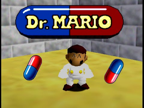 Dr Mario Song [SM64 version]