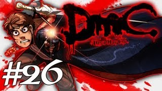 How Dante Got His Groove Back - DMC - Devil May Cry Gameplay / Walkthrough w/ SSoHPKC Part 26 - Ugliest Baby Ever