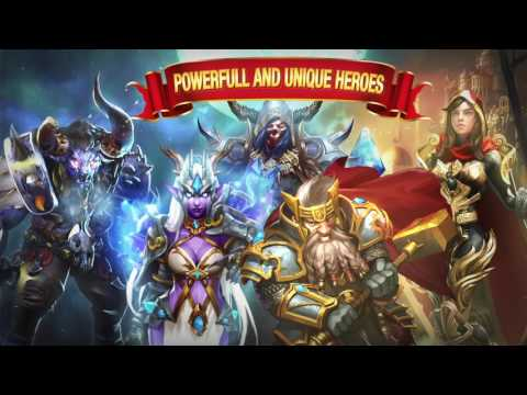 Kingdoms Mobile-Total Clash by IGG Trailer