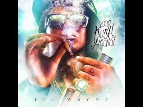 Lil Wayne - Black Out Ft. Juelz Santana (Good Kush and Alcohol Mixtape)